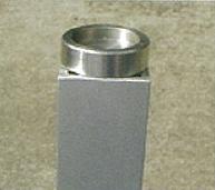 C型基準器用の爪