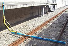 FRP建築限界測定器