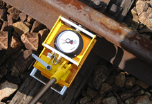 LATERAL BALLAST RESISTANCE ANALOG GAUGE